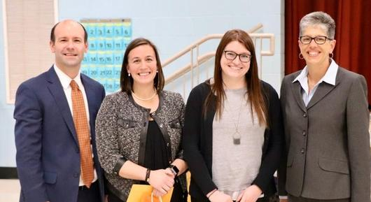 Board Spotlight: Teachers honored for participation in Leadership Fellows Program