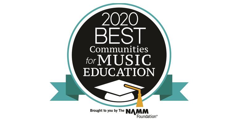 Baldwinsville Named a Best Community for Music Education for 11th Year